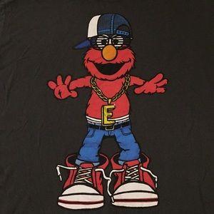 Elmo Gangster